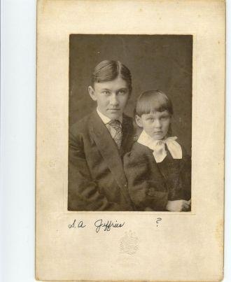 Levi Jeffries' children