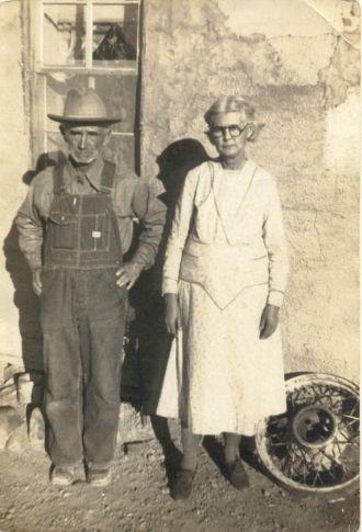 James Ely Britton and Luticia Graves-Britton