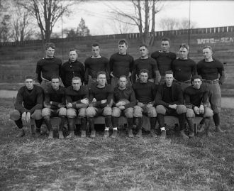 VIRGINIA P.I. VARSITY FOOTBALL TEAM