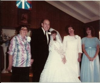 Sheri (Lewis) Johnson Wedding