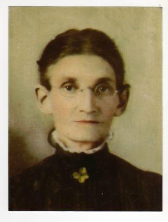 Dorcas Serena Gillespie Ratcliff