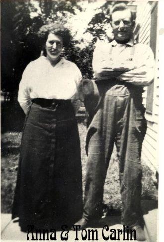 Anna & Tom Carlin