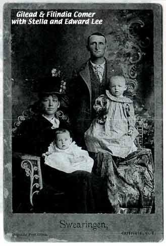 Gilead Comer Family