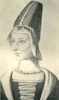 Marie of Anjou, D'anjou, Reine De France