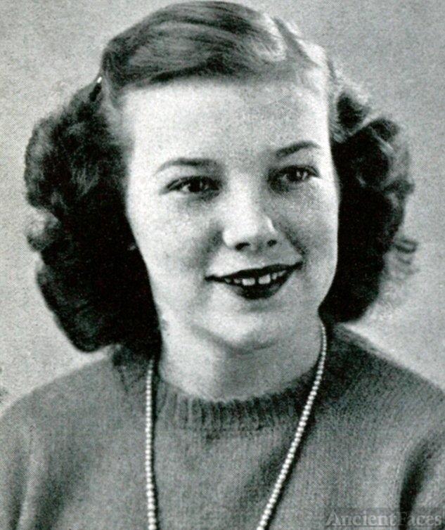 Shirley Kime, Ohio, 1944
