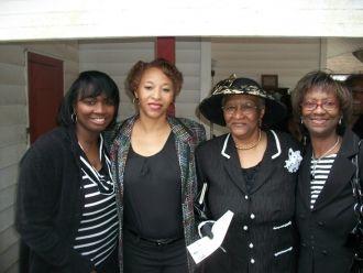 Rosemary Boatwright & family