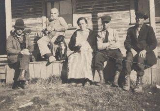 A photo of Hiram Willard Warren