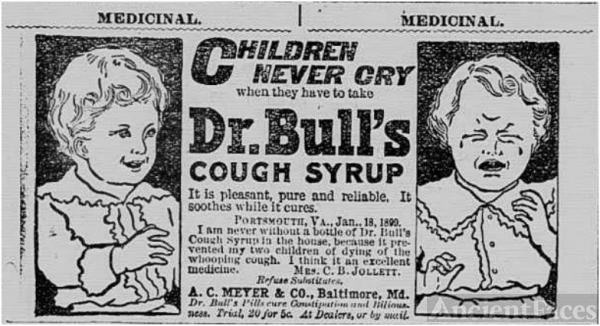 Dr. Bull's Cough Syrup