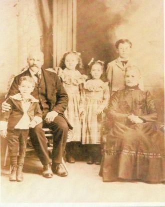 Arthur Burton Marcher Family