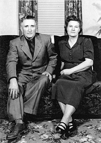 Tressie and Montgomery Hartin