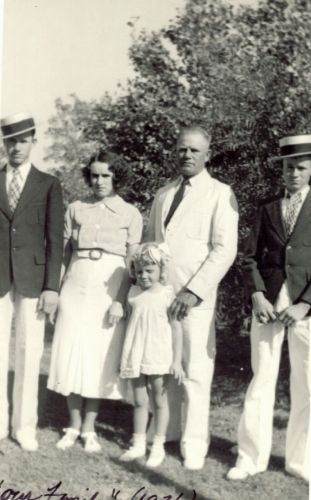 Trotter/McKay,Beulah Elaine (Family of)