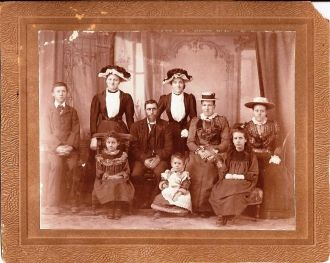Pieter & Hester Calitz family, South Africa