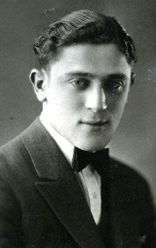 A photo of Jack Wolfstone
