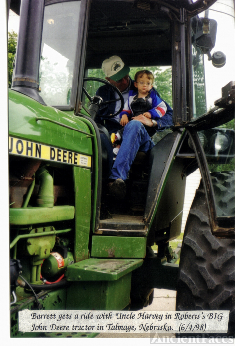 Tractor Time with Uncle Harvey