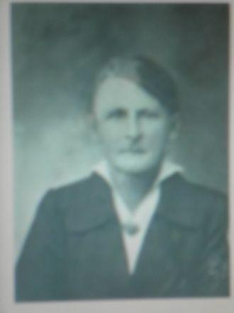 A photo of Johanna Jacobs