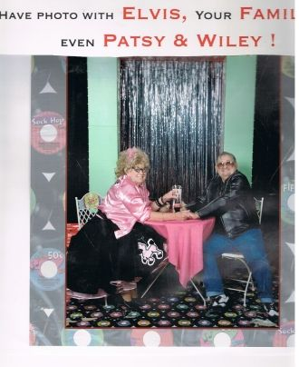Wiley and Patsy Sexton