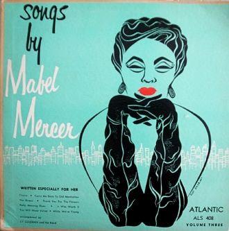 Mabel Mercer album.