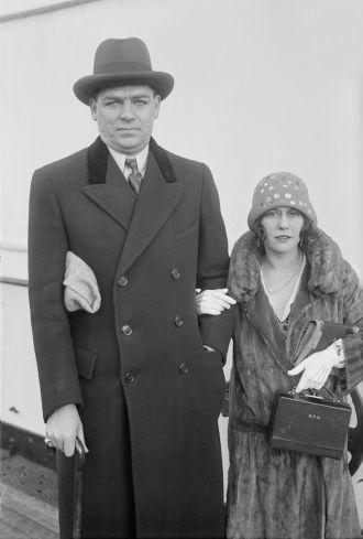 Oscar Hammerstein 2 and Myra Finn