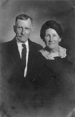 Flurnoy Slusher and Wife
