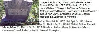 Jasper Leo Moore
