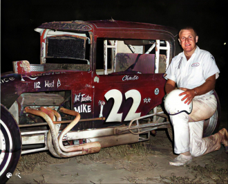 Charlie Pitts and No. 22