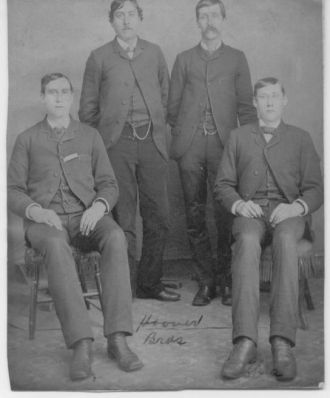 Hoover brothers, Hinton, WV?