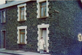 David Jones Home; Mt. Ash, Wales