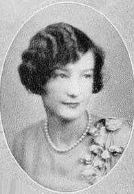 Gertie Alma Rudd 1931