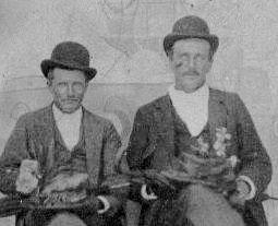 Chaffee or Daly ancestors
