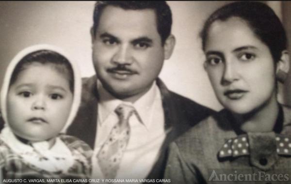 Augusto Vargas & Marta Carias Cruz, Honduras