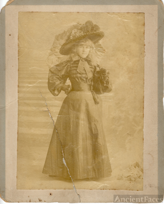 Ethel Margaret Cross
