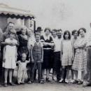 Albert Jean DeForest Group Photo