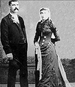 Mary King & Al Kroetsch