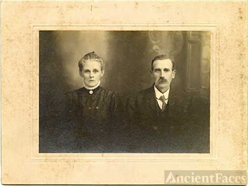 Mr. and Mrs. C.W. Scattergood