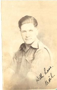 Noel Kenneth Batchelor, 1930