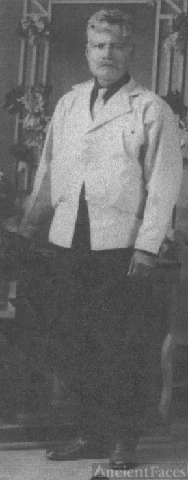 My Great Grandfather, Jose Ines Galvan