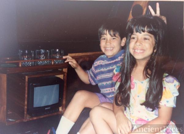 Janita Camille Russo's children