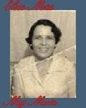 Elsie Mae Hughes  Menzina