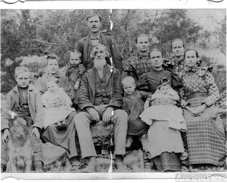 Grandpa Bailey & Family