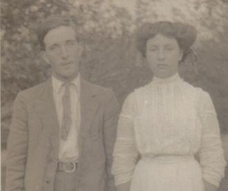 Earl & Hattie Roe Woodbeck