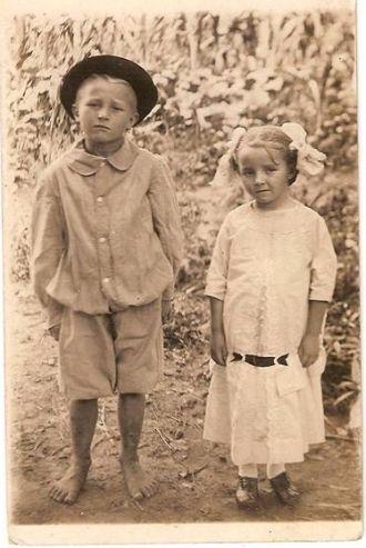 William and Elva Scott