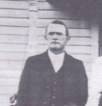 A photo of Hezekiah Daniel Cullen