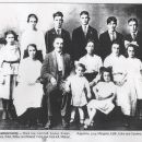 Carolyn Heard Peatfield family