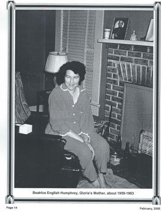 A photo of Beatrice (English) Humphrey