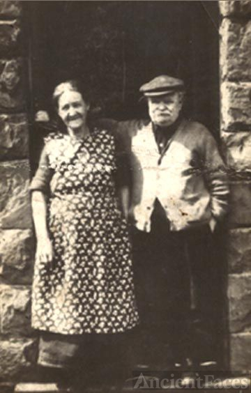 Rees and Rebecca Jones