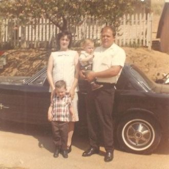 Chuck Doan Family