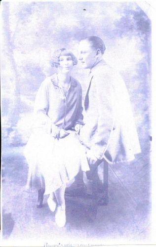 Claude & Flora Parkey Whitaker