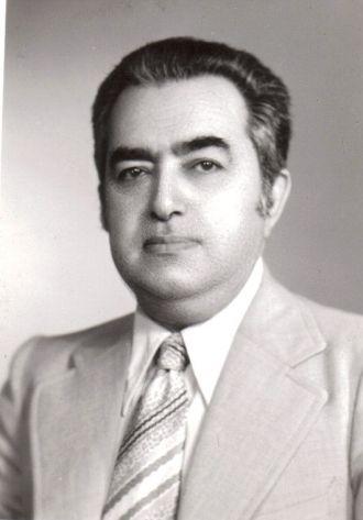 Mojtaba Mehrooz, 1976