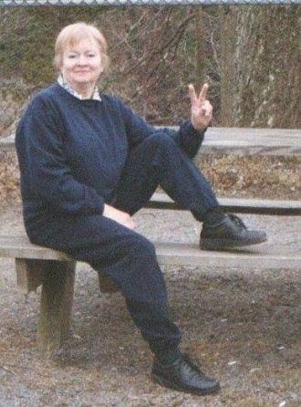 A photo of Ruth Arlene (Martz) Thompson