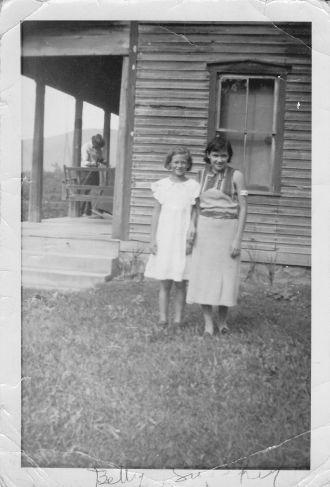 Betty Mort & Thelma (Heckman) Radanov